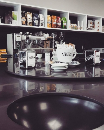 TASTING ROOM – CAFFE' VERO – VICENZA